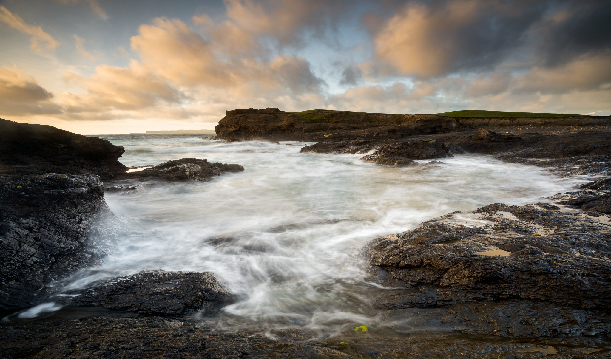 research seascape locations ireland