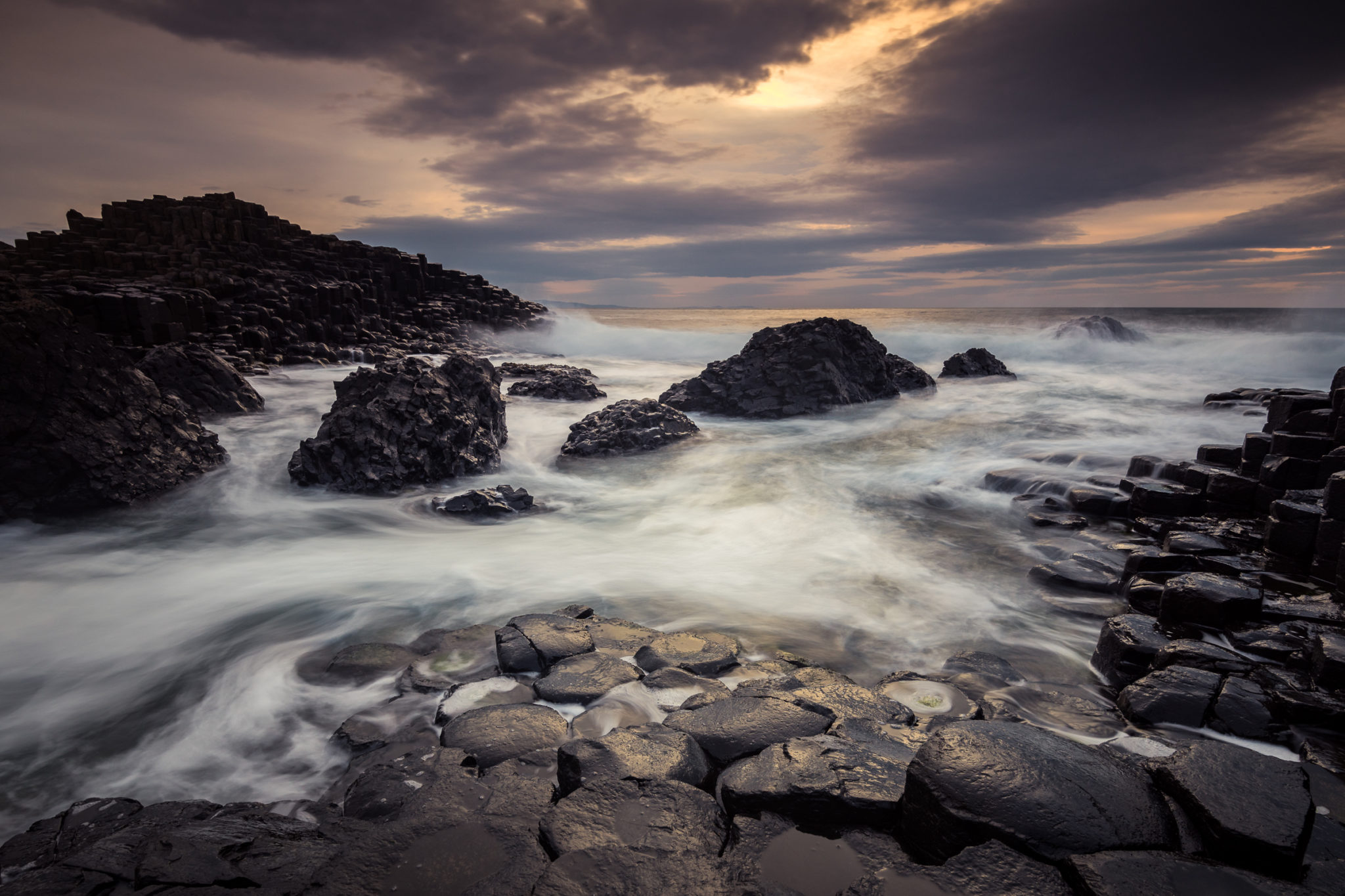 best Irish Seascape Photography