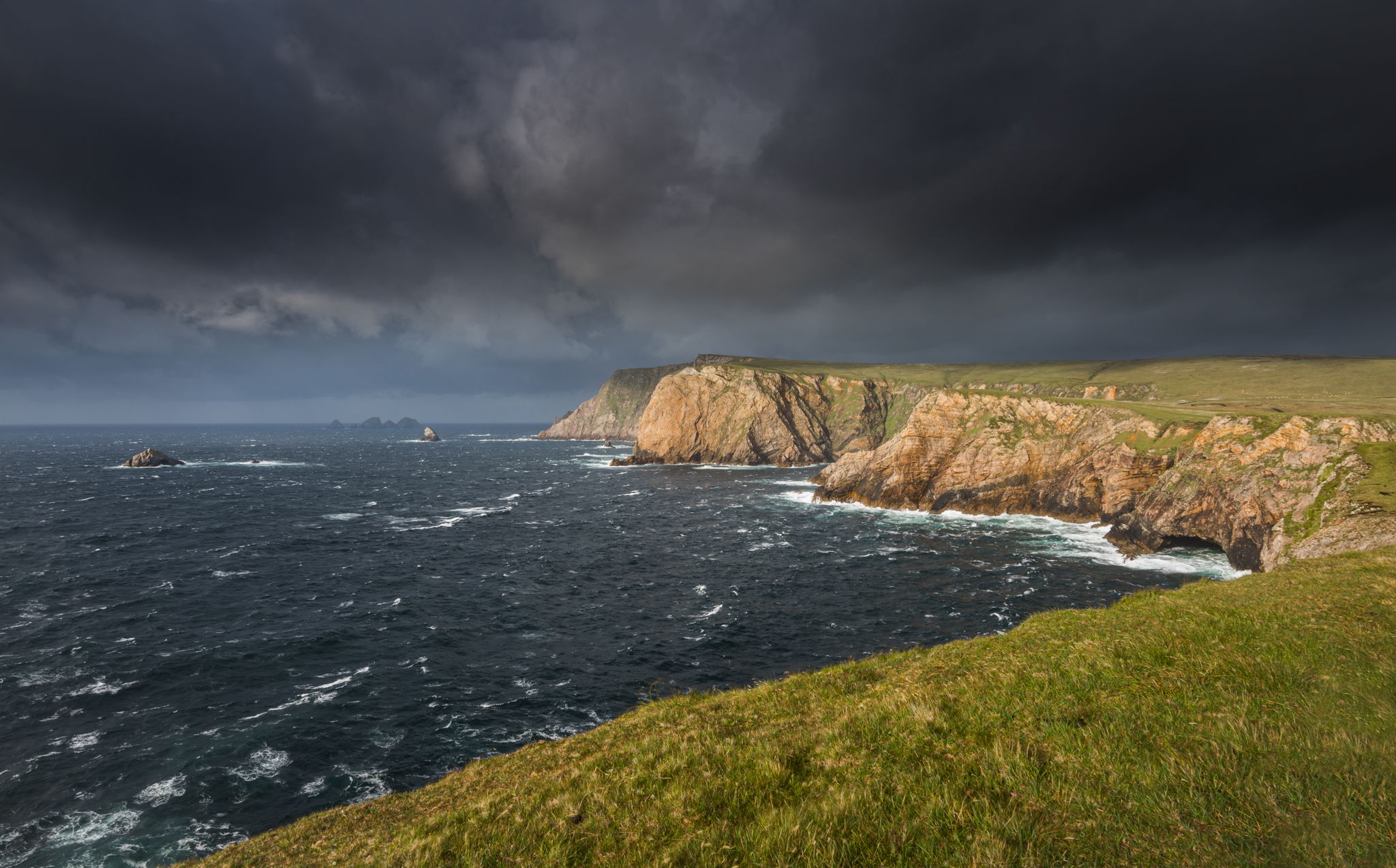 Wild Atlantic Way mayo Landscape photography