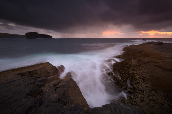 kilkee cliffs wild atlantic way landscape photography ireland